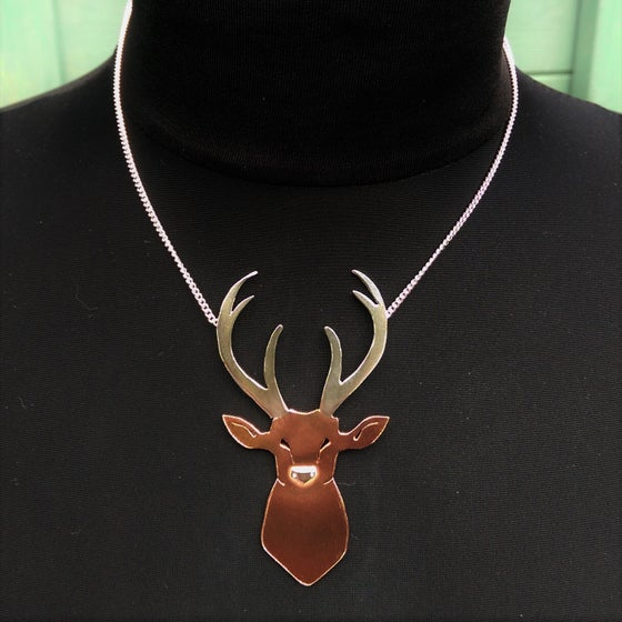 Image of Stag Necklace