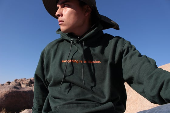 Image of Everything Is An Illusion - Hoodie