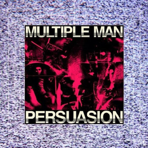 Image of MULTIPLE MAN: 'Persuasion' LP