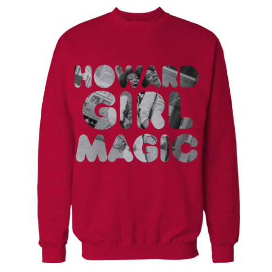 Image of Howard Girl Magic