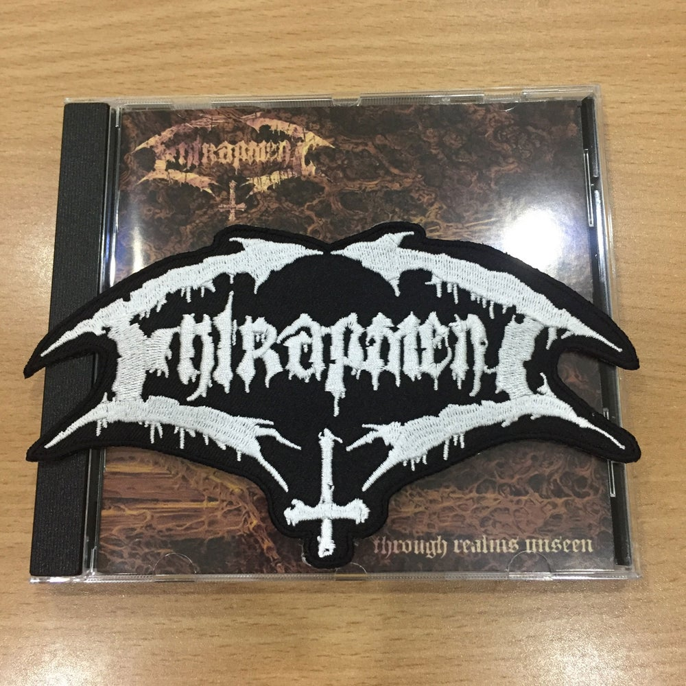 "ENTRAPMENT ""Through Realms Unseen"" CD"
