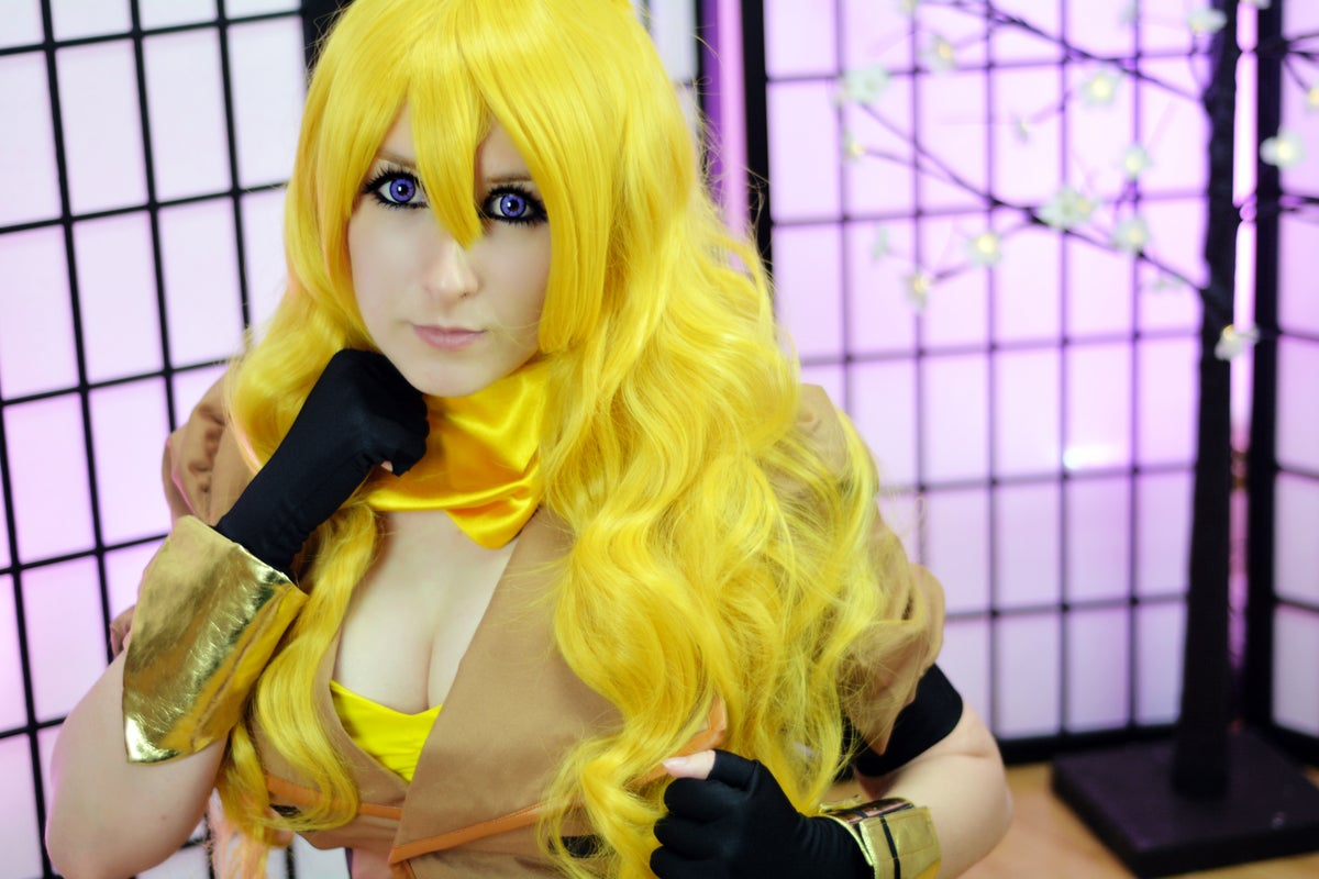 Image of Yang (RWBY) Photoset
