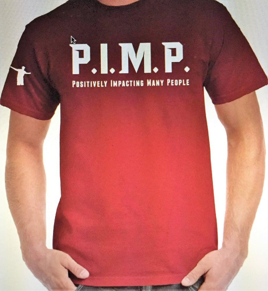 Image of P.I.M.P. T-Shirt