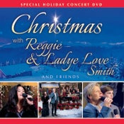 Image of Christmas with Reggie & Ladye Love Smith and friends DVD