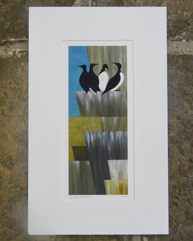 Image of Guillemot Limited Edition Print