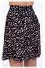 Image of 50% OFF - Pleated A-Line Skirt - Black Dabs