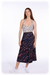 Image of 50% OFF - Deep Pleat Culottes - Splashed Check