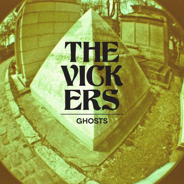 "Image of The Vickers - ""Ghosts"" (2013)"