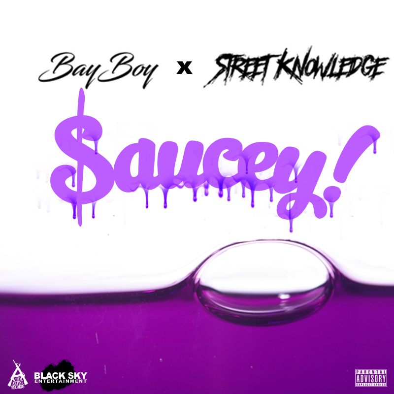 Image of PRE-ORDER BayBoy x Street Knowledge '$aucey!' | Digital Copy