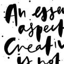 Essential Aspect of Creativity Print
