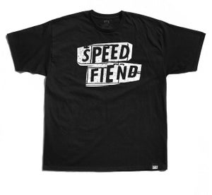 "Image of ""Speed Fiend"" Tee (P1B-T0166)"