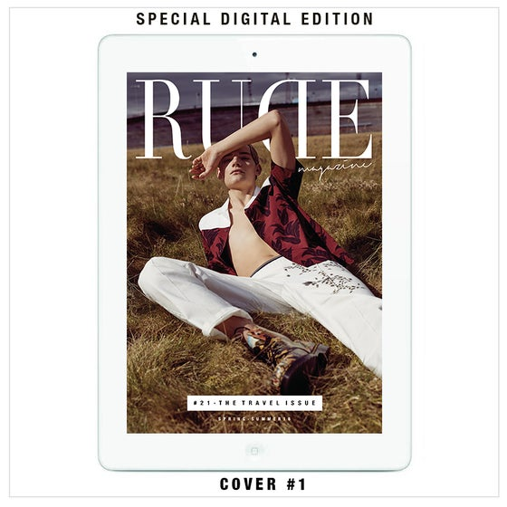 Image of RUDE Magazine issue#21