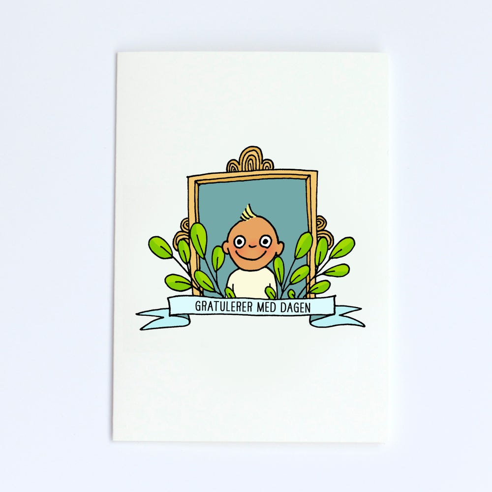 Image of Birthday card