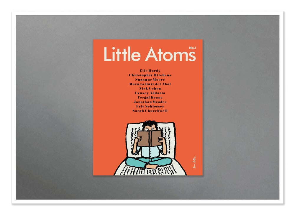 Image of Little Atoms magazine issue 1