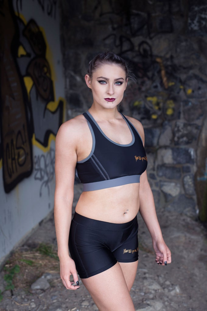 Image of Badass Ladies Lycra Shorts