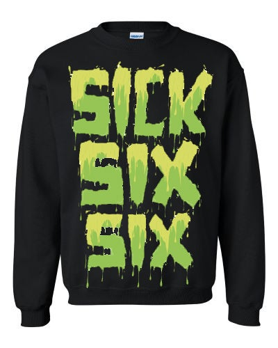 Image of Sick Six Six Unisex Sweatshirt
