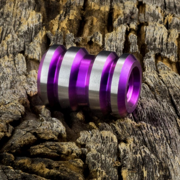 Image of Tank Wicked Orchid Ti Bead #1