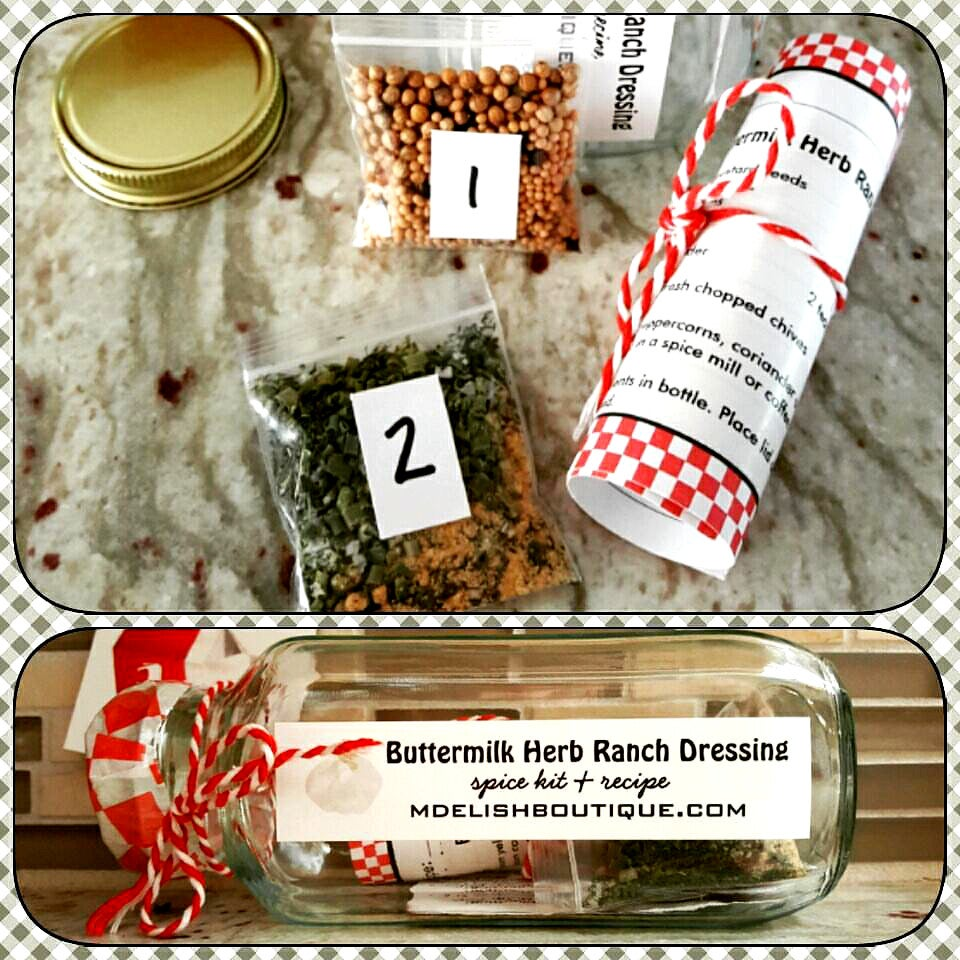 Image of Buttermilk Ranch Dressing Kit