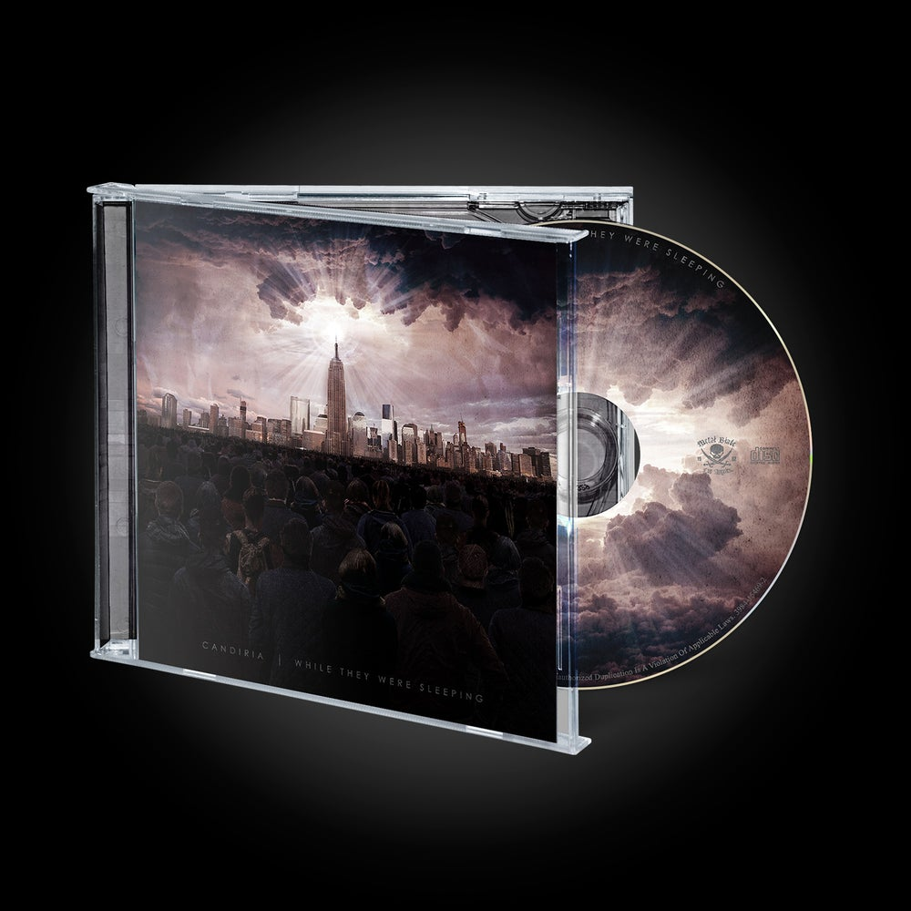 Image of Candiria While They Were Sleeping CD