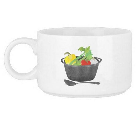 Image of Soup Chili or Stew Spice Kit In Large Mug