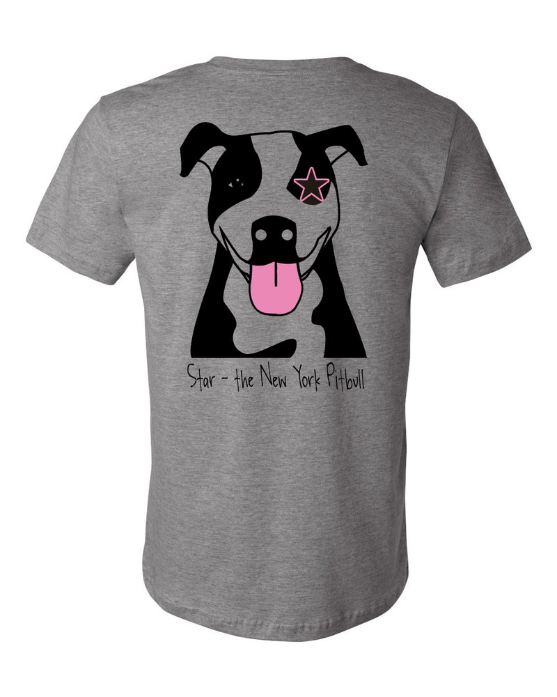 Image of Star - The New York Pit Bull - Deep Heather