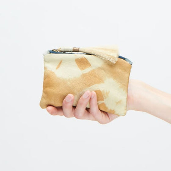 Image of Mini Calfskin Pouch