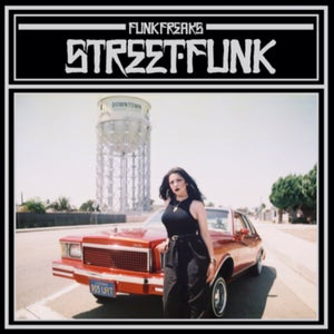 Image of FUNK FREAKS Street Funk vol.1  (Disc 1 of 3)