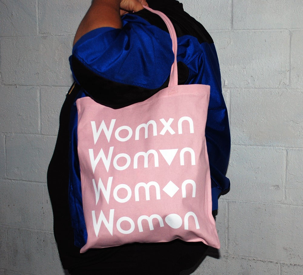Image of Womxn Tote