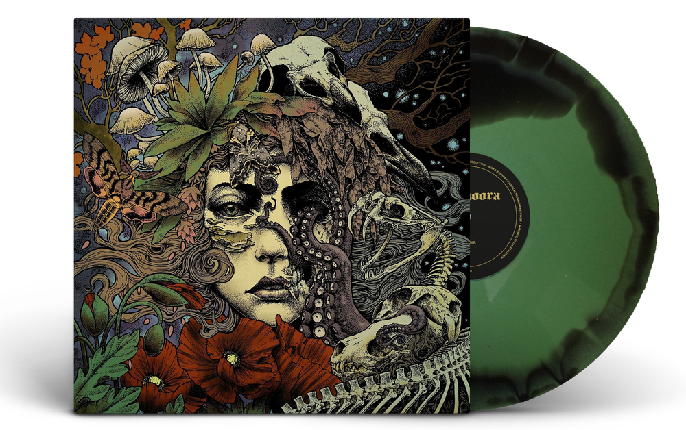 Image of Dorre / Bethmoora Split LP