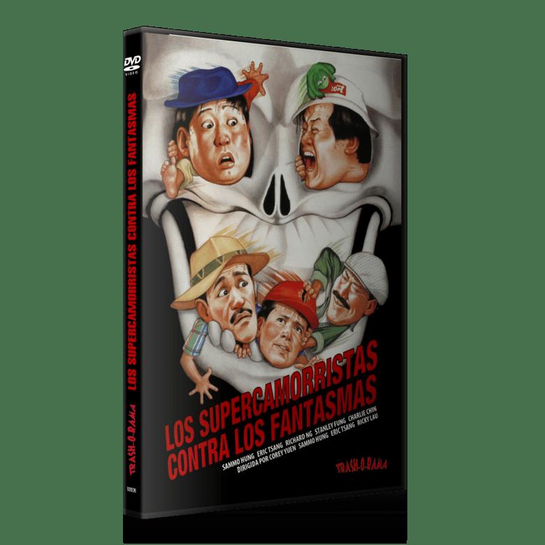 Image of Los Supercamorristas contra los Fantasmas