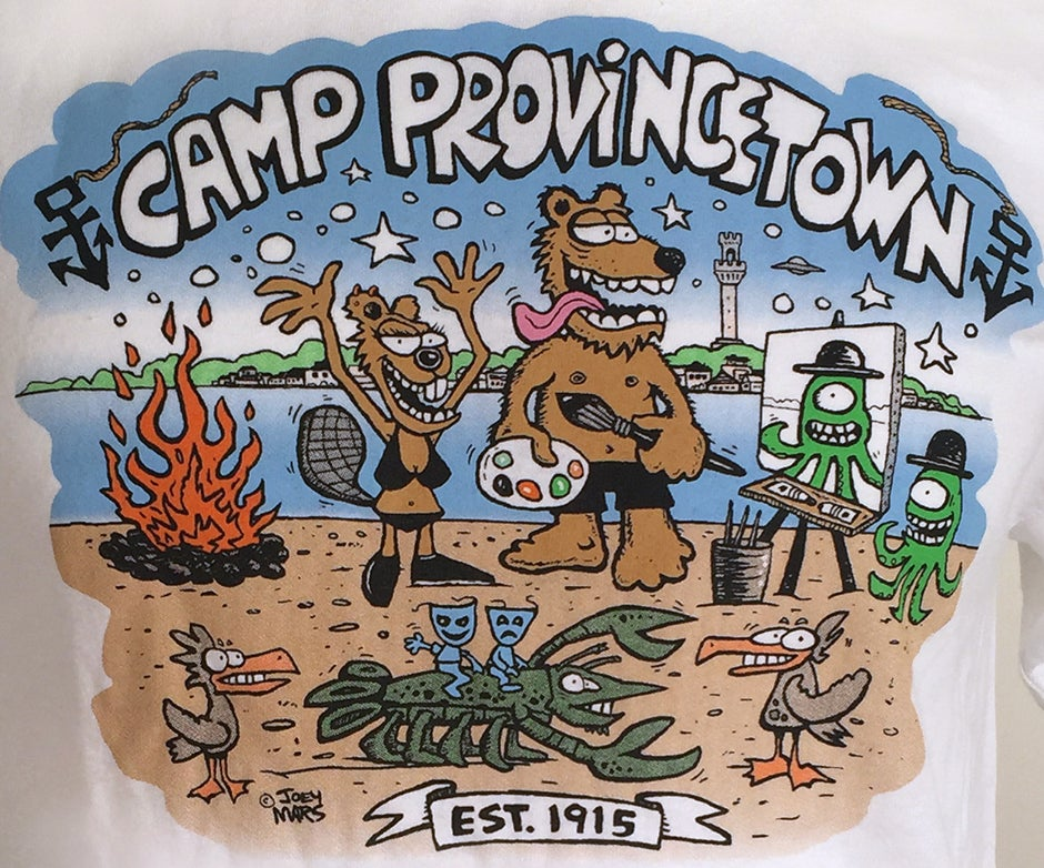 Image of Camp Provincetown T-Shirt