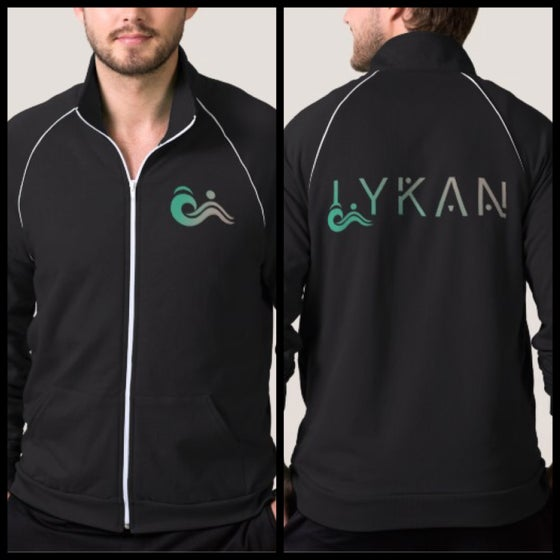 Image of LYKAN FLEECE TRACK JACKET