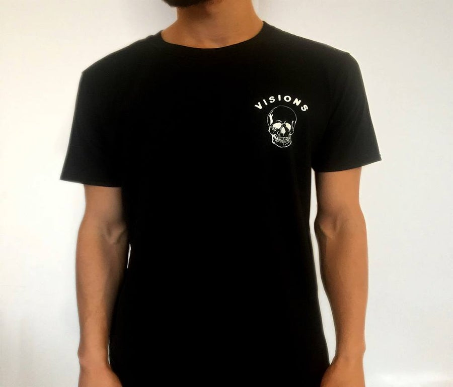 Image of Limited Edition Halloween Tee Black 2016 (only a few remaining)