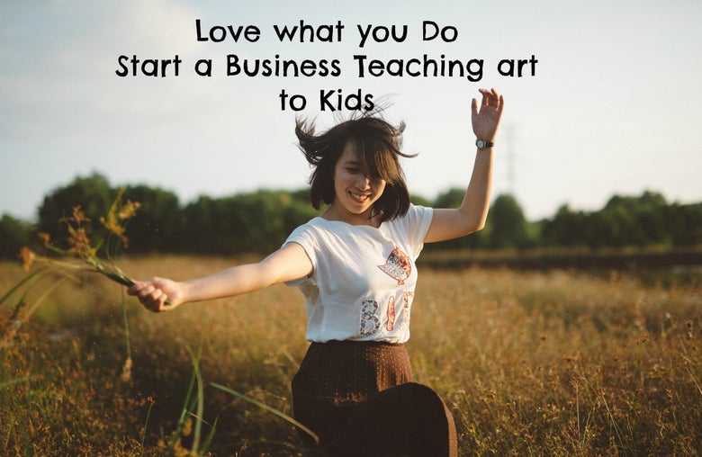Image of Training Program: Start a Business Teaching Art to Kids