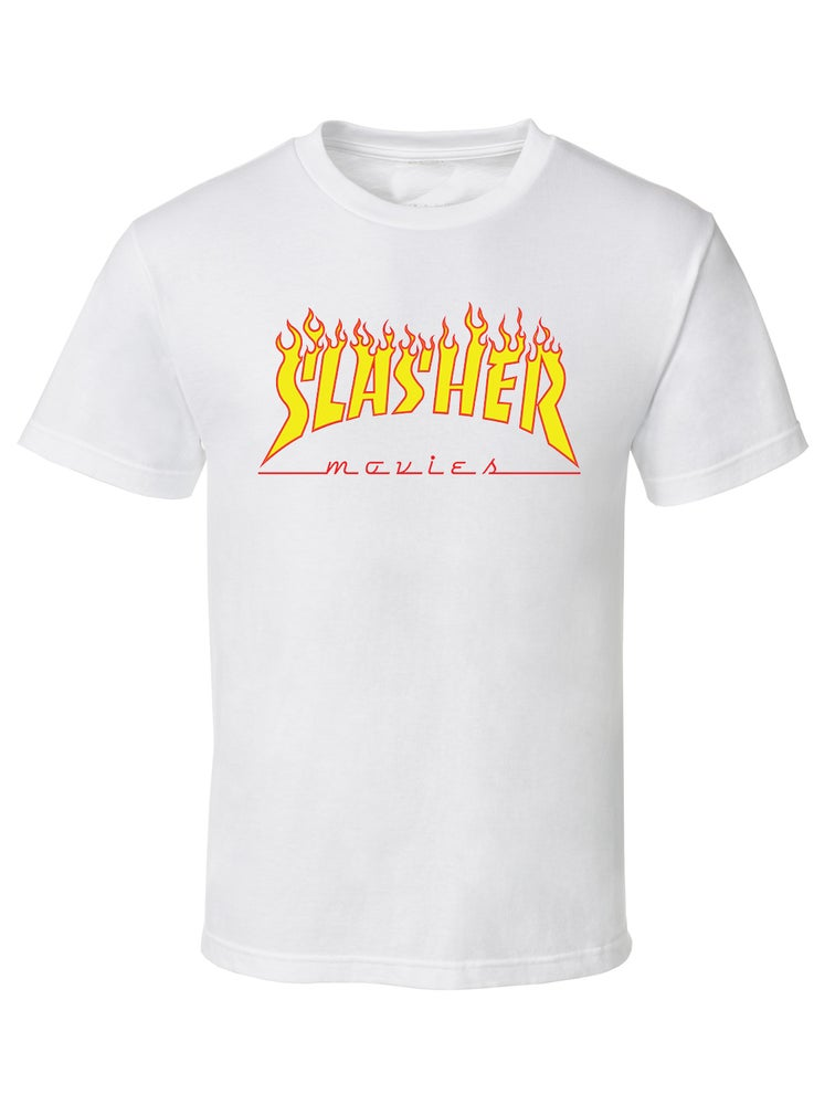Image of SLASHER MOVIES GWG TEE