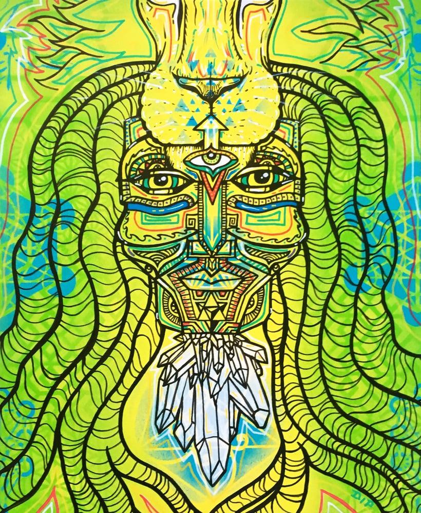 Image of Awakened Spirit of the Dread Mystic