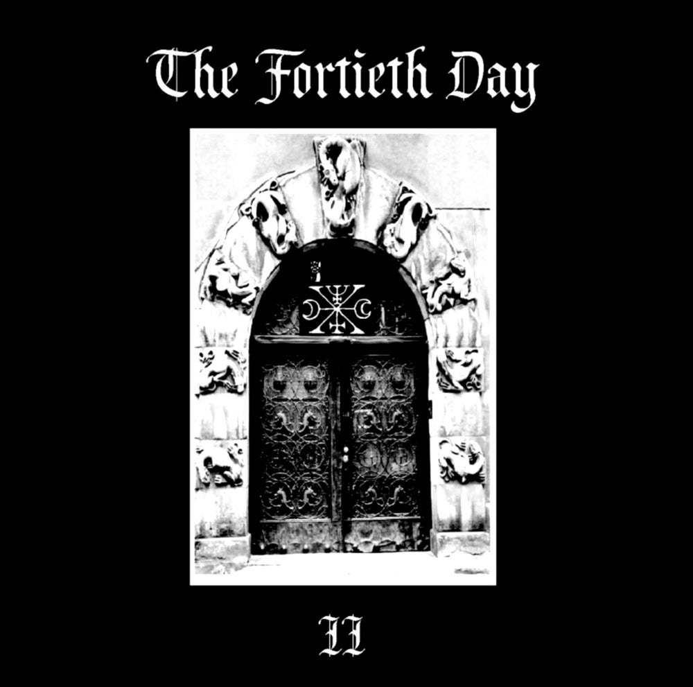 """B!106 The Fortieth Day """"II"""" CD"""