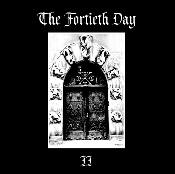 "Image of B!106 The Fortieth Day ""II"" CD"