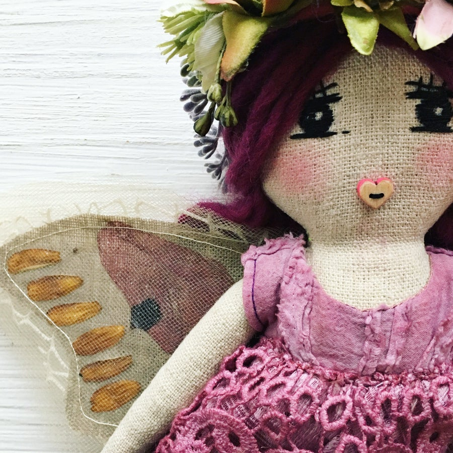 Image of Seedling Fig Doll {Mini}