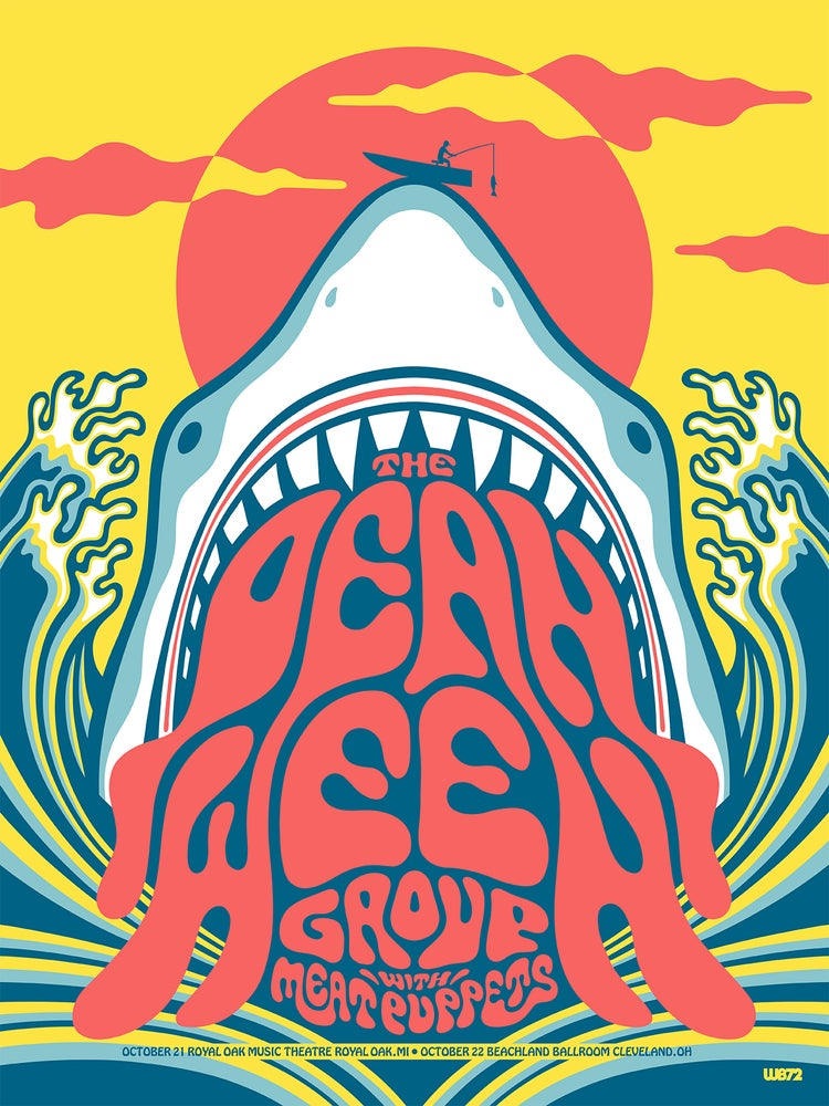 Image of The Dean Ween Group Royal Oak/Cleveland