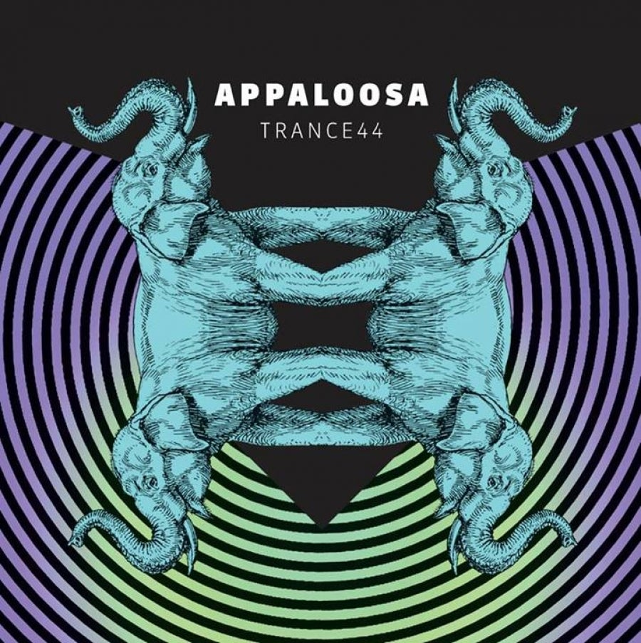"Image of Appaloosa - ""Trance 44"" (2013)"