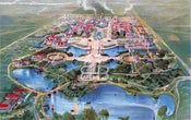 Image of Pan American Exposition - Birds Eye View