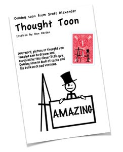 Image of Thought Toon