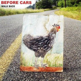 Image of FR033 Before Cars CD $10