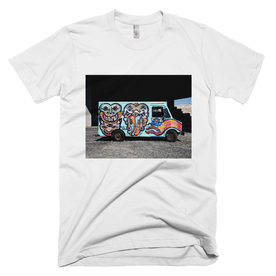 "Image of Bud Snow ""Box Truck"" Tee"