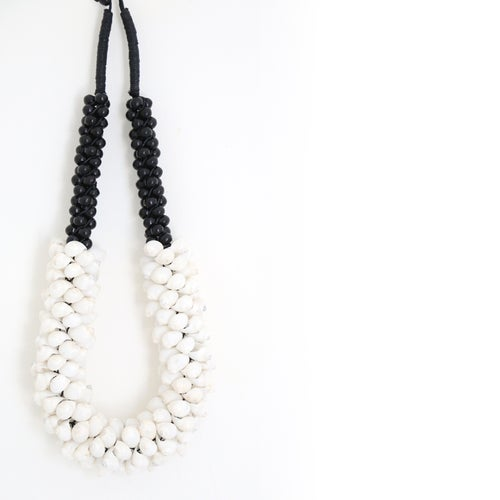 Image of Luxe Shell Hanging