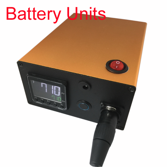 Image of GIMIDO Battery Units, Mobile Units
