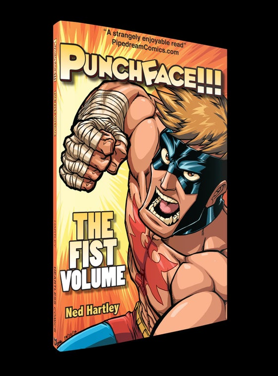 Image of PUNCHFACE: The Fist Volume Graphic Novel