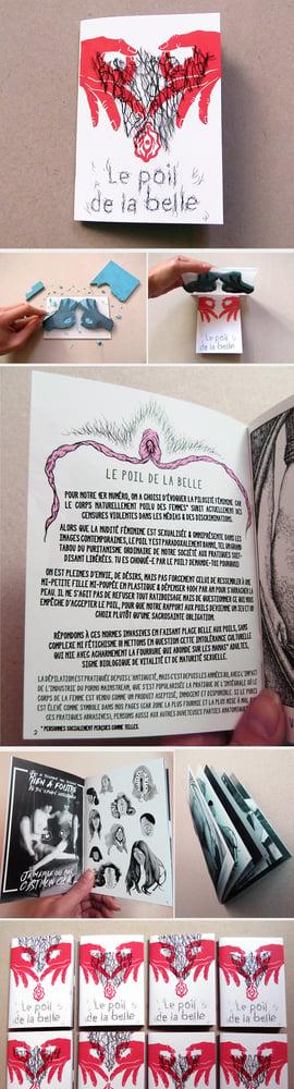 Image of ClitKong #1 : LE POIL DE LA BELLE