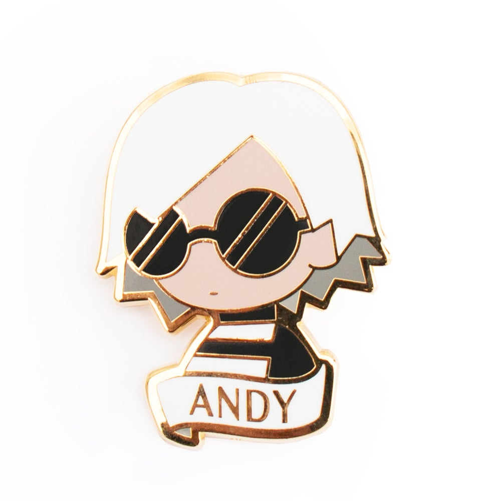 Image of ANDY BROOCH